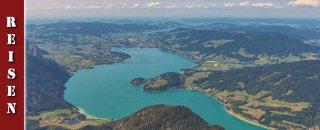 Reisebericht Österreich - Kitzlochklamm Taxenberg, Schafberg & Bad Ischl