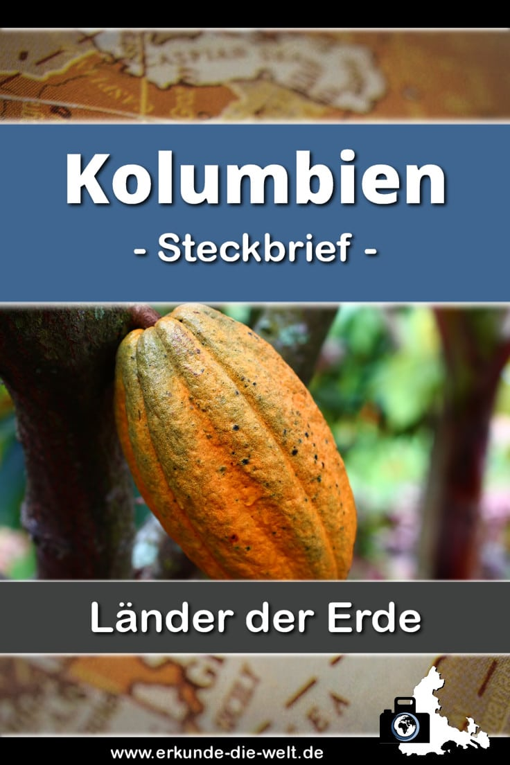 Steckbrief Kolumbien