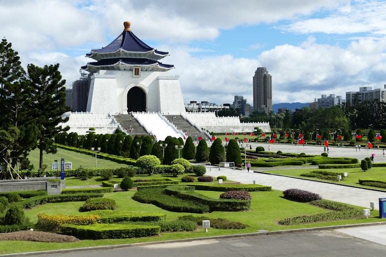Steckbrief Taiwan