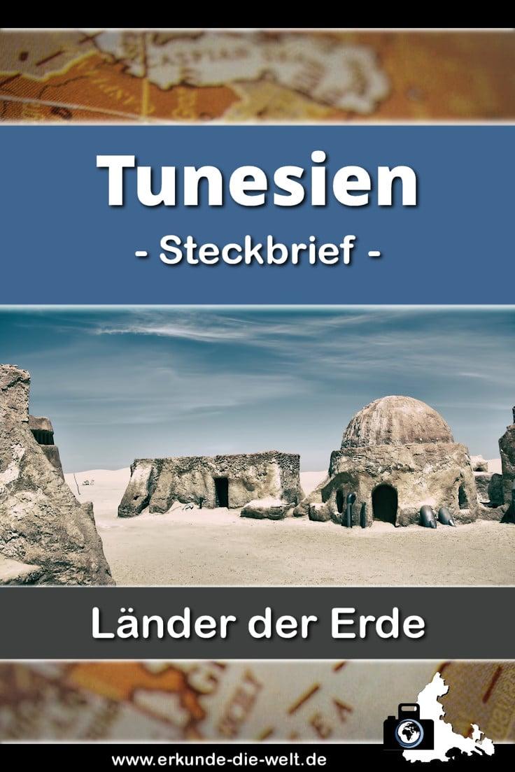 Steckbrief Tunesien