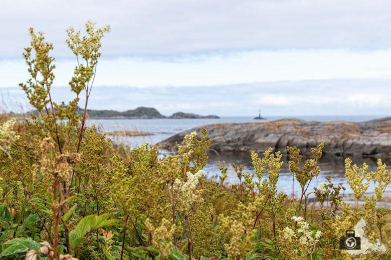 Atlantikstraße Norwegen - Küste