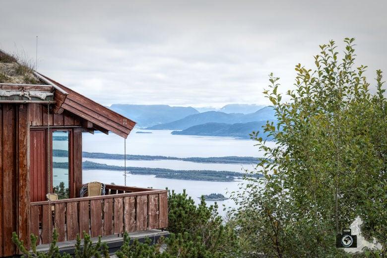 Aussichtspunkt Varden - Molde