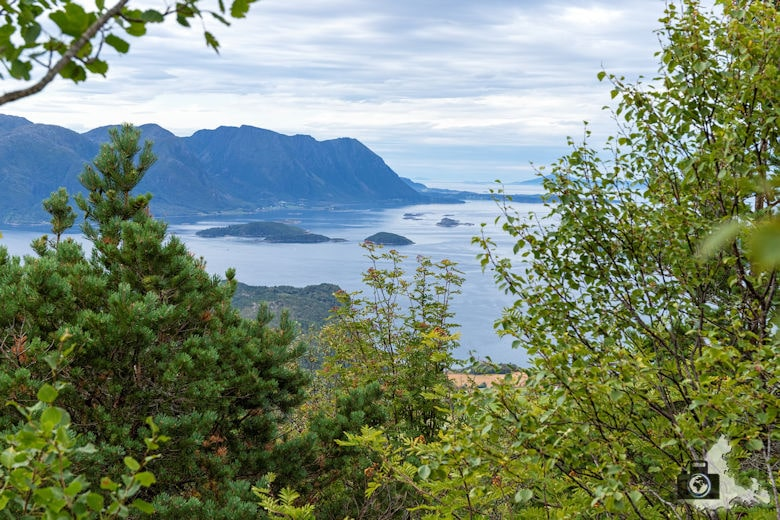 Jendemsfjellet Wanderung - Ausblick