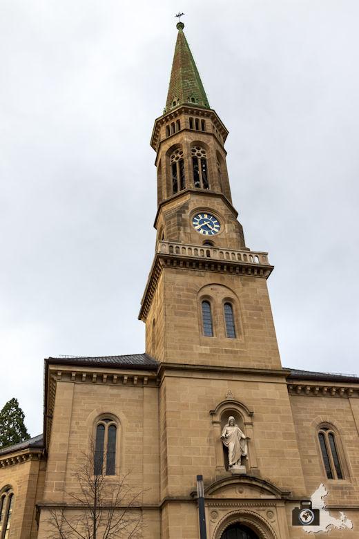 Kulinarische Stadtführung Freiburg Wiehre - Christuskirche
