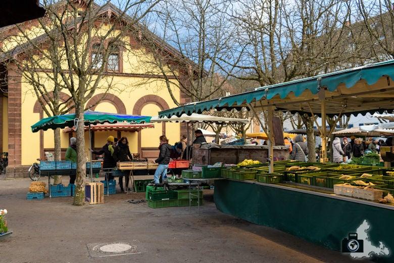 Kulinarische Stadtführung Freiburg Wiehre - Alter Wiehrebahnhof