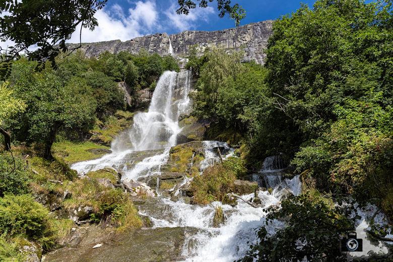 Vinnufossen Norwegen