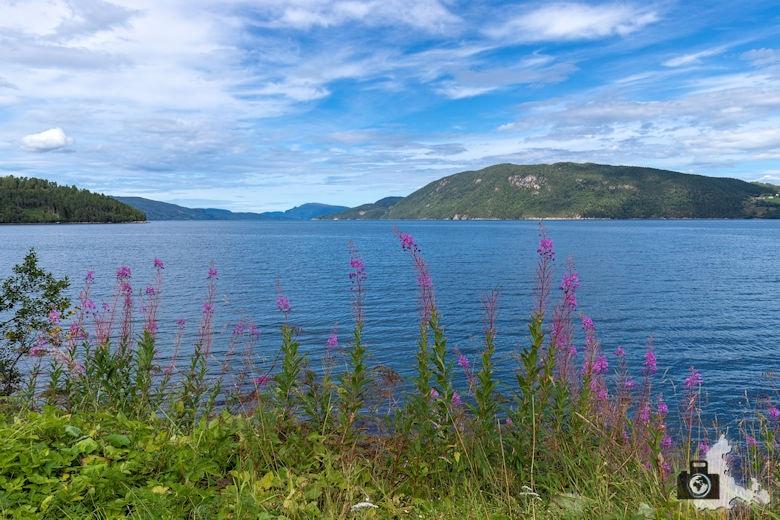 Sunndalsfjord Norwegen