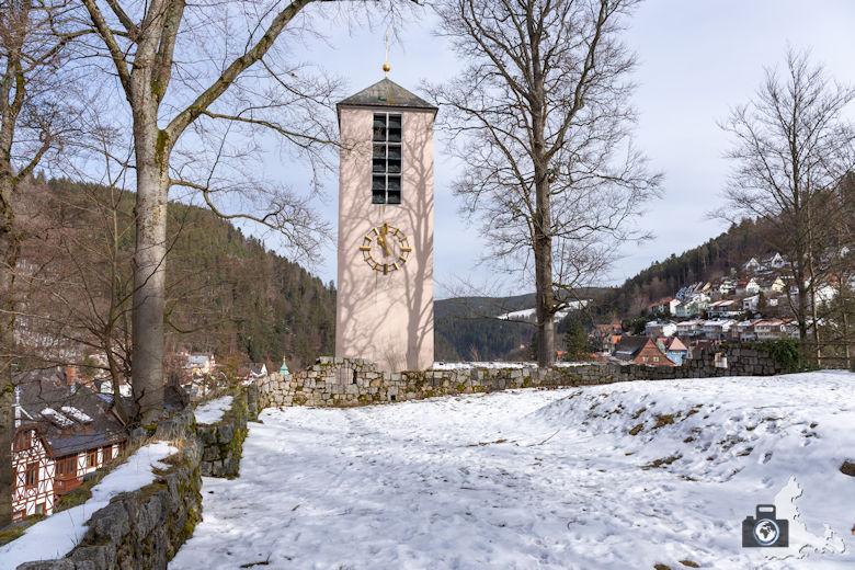 Burgruine Triberg