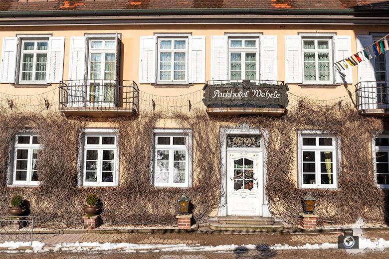 Hotel Wehrle - Eingang