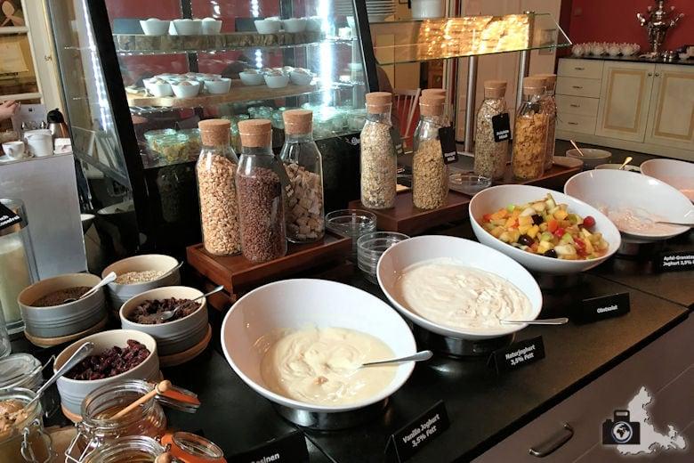 Hotel Wehrle - Frühstück