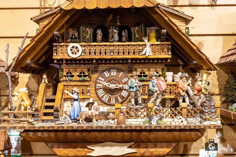 Schwarzwaldmuseum Triberg - Kuckucksuhr
