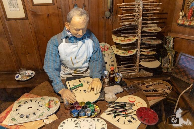 Schwarzwaldmuseum Triberg - Handwerk