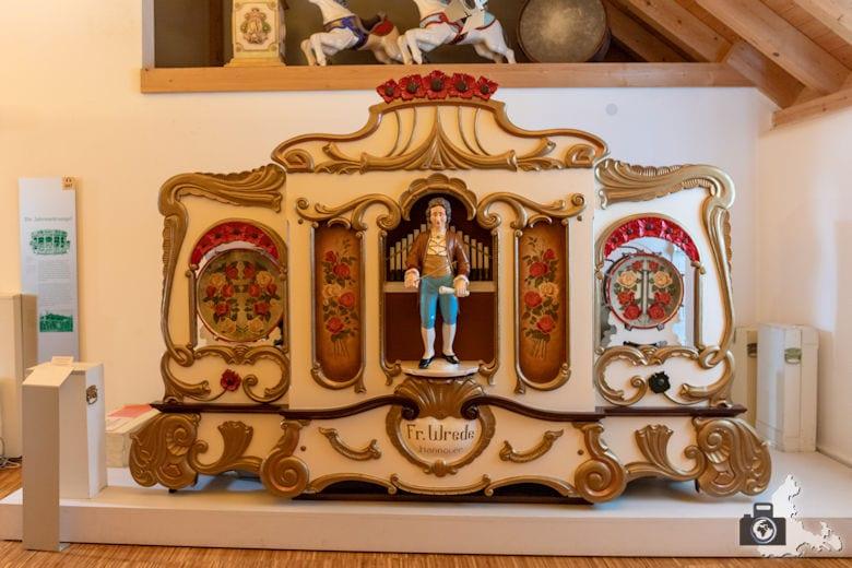 Schwarzwaldmuseum Triberg - Uhr