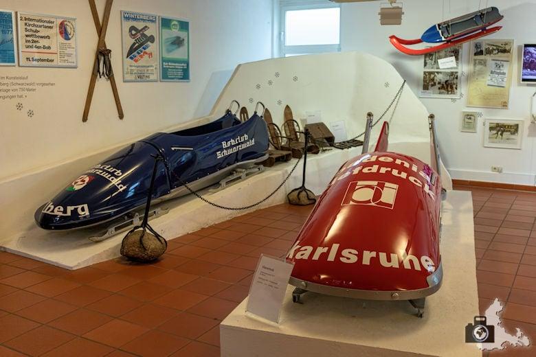Schwarzwaldmuseum Triberg - Bob