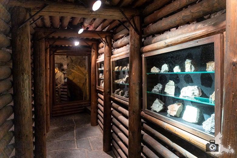Schwarzwaldmuseum Triberg - Mineralstollen