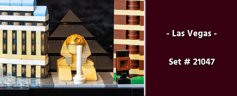 Lego Architecture - 21047 - Las Vegas
