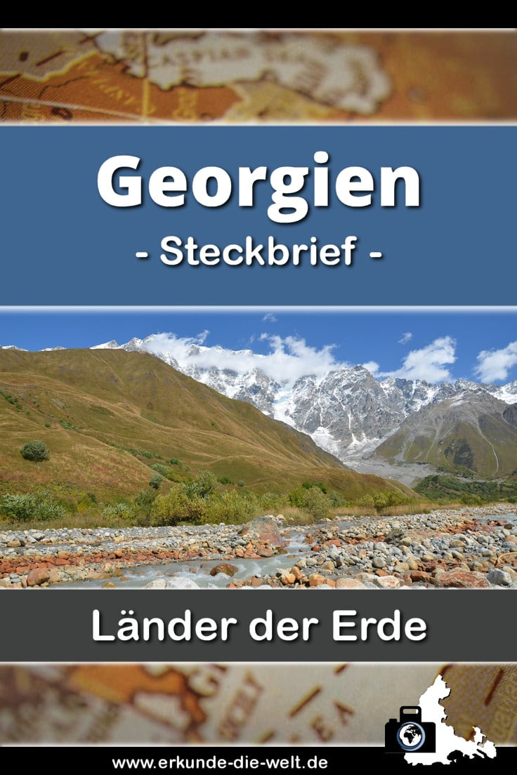 Steckbrief Georgien