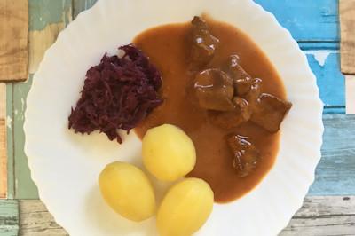 Gulasch Rezept aus Ungarn