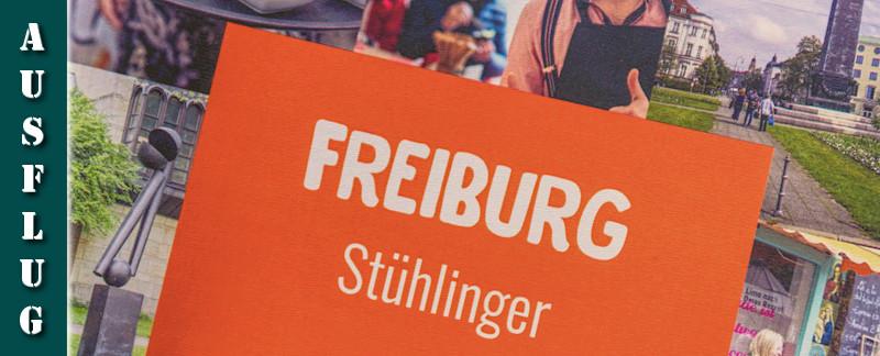Unterwegs im Stadtteil Stühlinger in Freiburg mit Eat the World