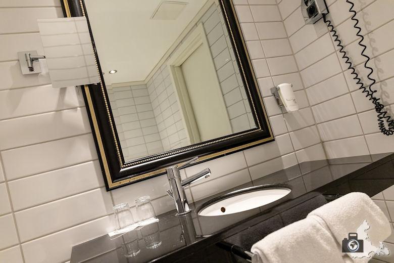 Norwegen im Regen - Thon Hotel Prinsen