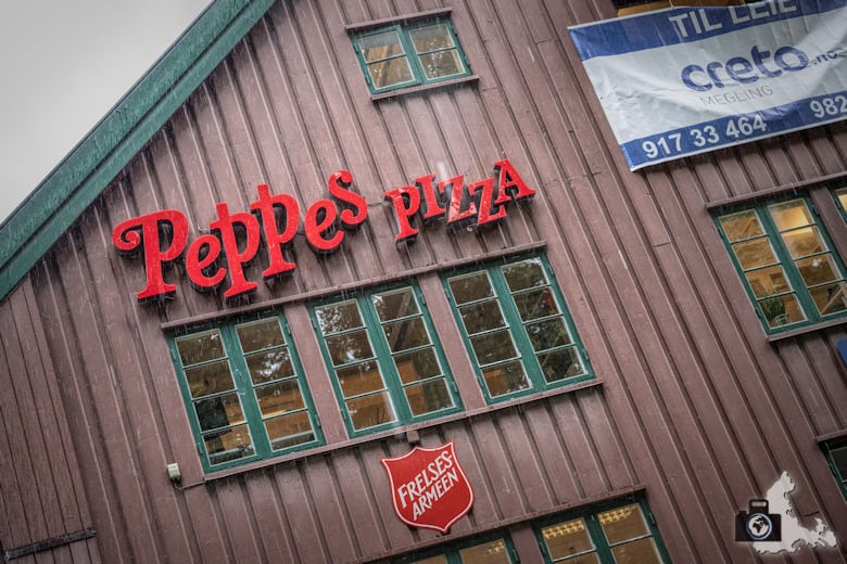 Trondheim - Peppes Pizza