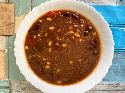 Rezept - Tex-Mex-Küche - Chili con Carne