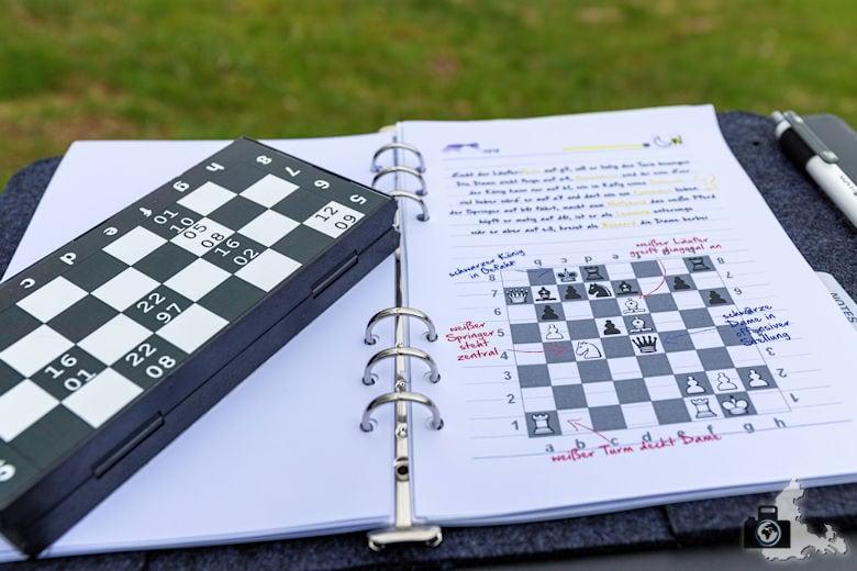 Berggeheimnis Schauinsland - Schachspiel
