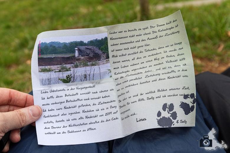 Berggeheimnis Schauinsland - Botschaft von Linus