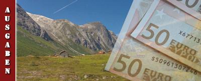 Norwegen Reisekosten - Was kosten 2 Wochen Rundreise