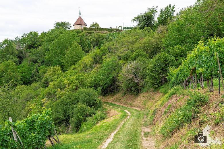 Wanderung Steinzeitpfad Ehrenkirchen - Ölbergkapelle