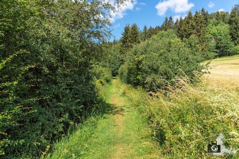 Wanderung Genießerpfad Himmelberg Runde - Rundwanderweg