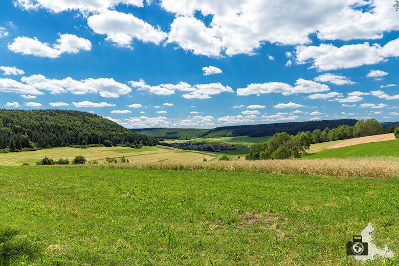 Wanderung Genießerpfad Himmelberg Runde - Schwarzwald Landschaft
