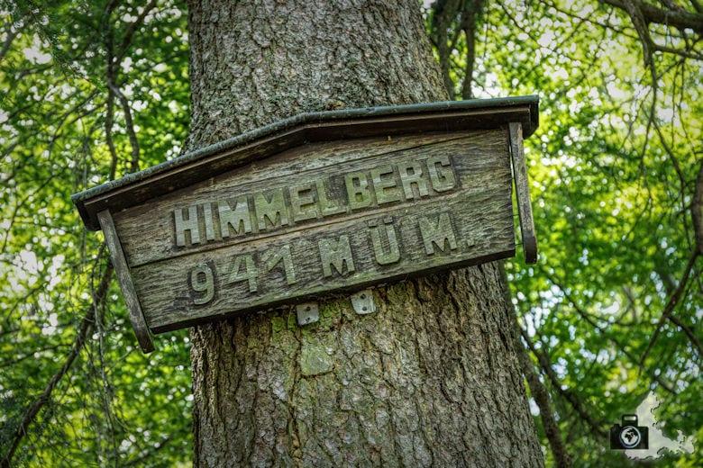 Wanderung Genießerpfad Himmelberg Runde - Himmelberg Aussichtspunkt