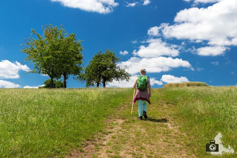 Wanderung Genießerpfad Himmelberg Runde