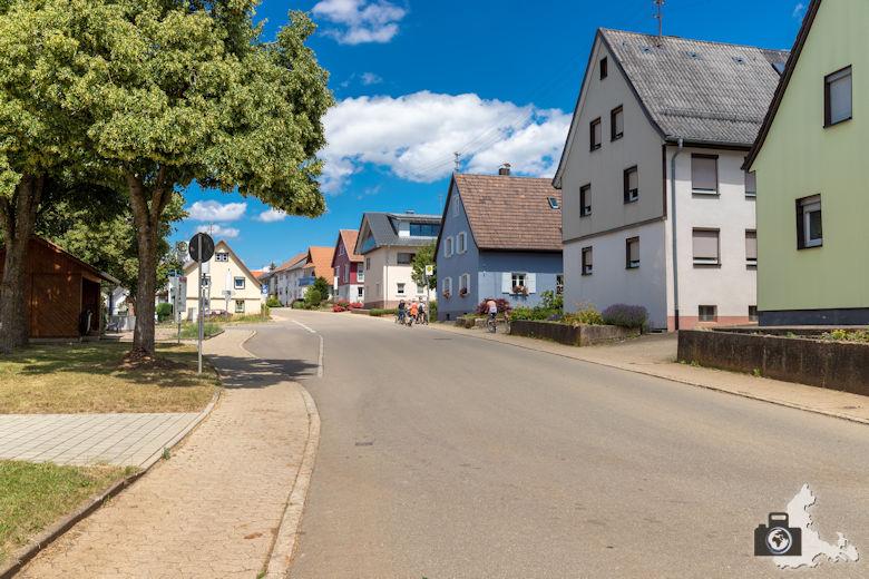 Wanderung Genießerpfad Himmelberg Runde - Öfingen