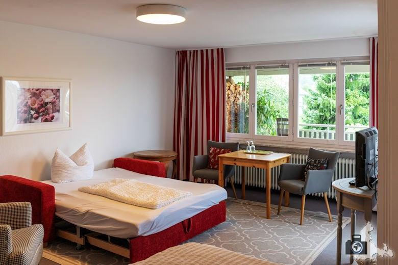Landhotel Herzberger Garni Scheidegg - Familienzimmer
