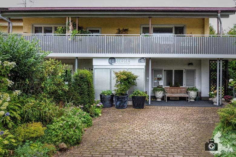 Landhotel Herzberger Garni Scheidegg - Außenansicht