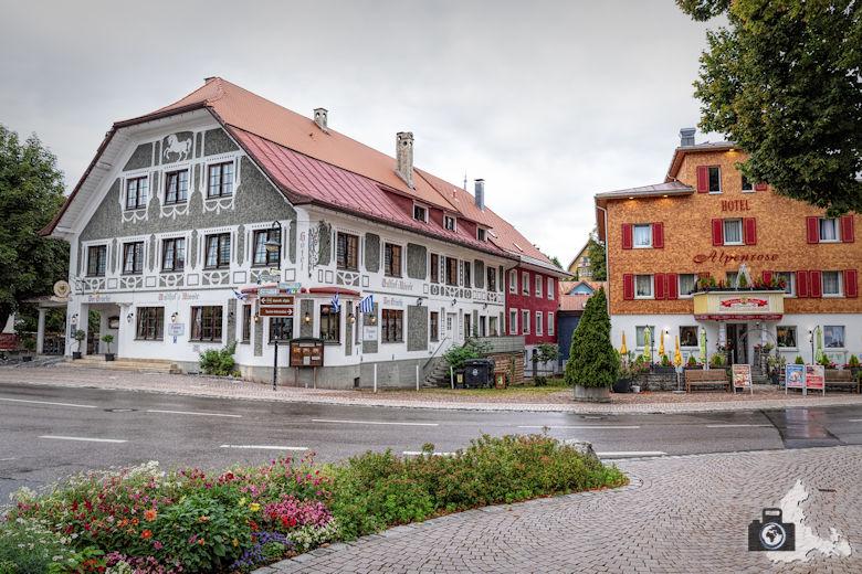 Scheidegg im Allgäu