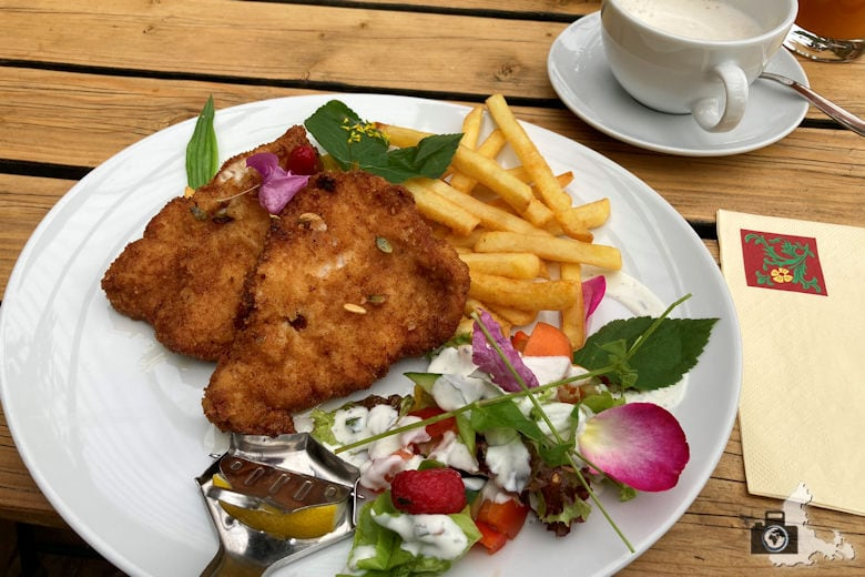 Schnitzel Kräuterbaude