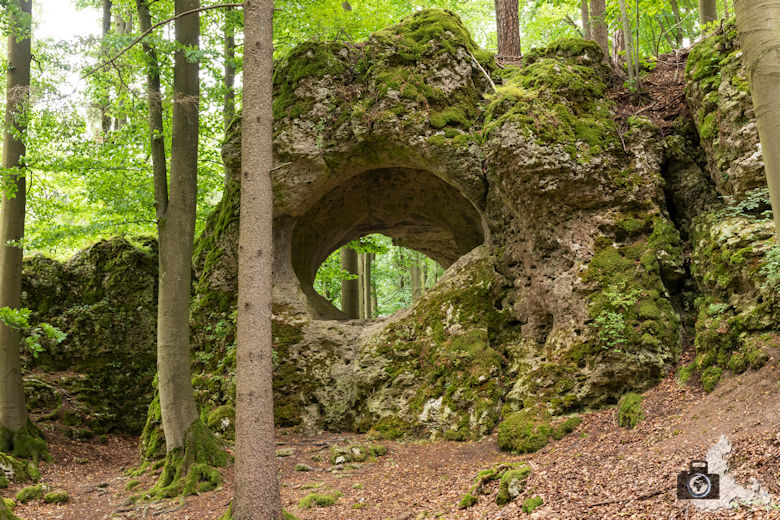 Fränkische Schweiz - Betzenstein - Hexentor