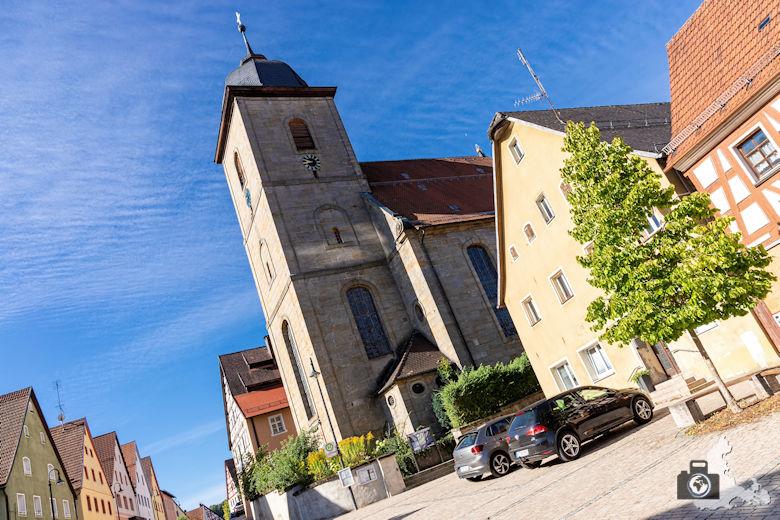 Fränkische Schweiz - Betzenstein - Kirche