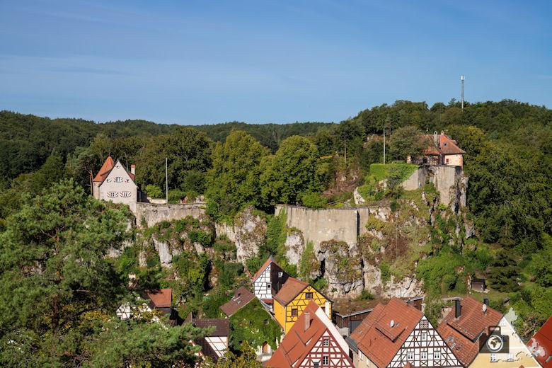 Fränkische Schweiz - Betzenstein - Aussichtsturm