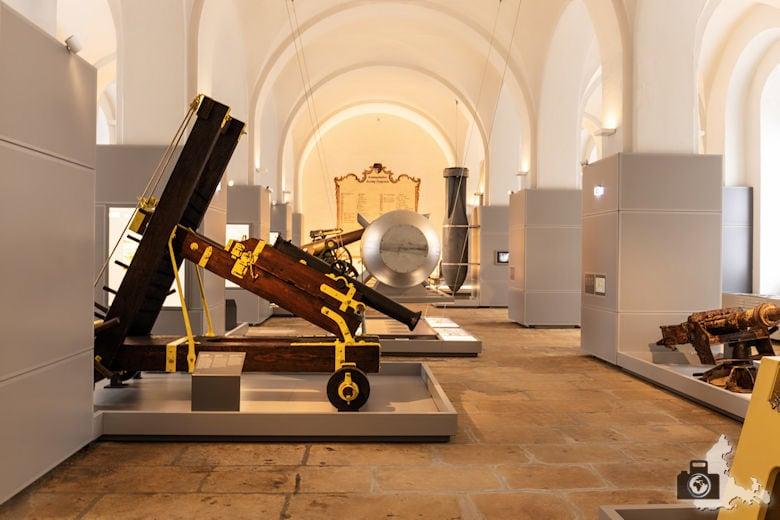 Elbsandsteingebirge - Festung Königstein - Ausstellung