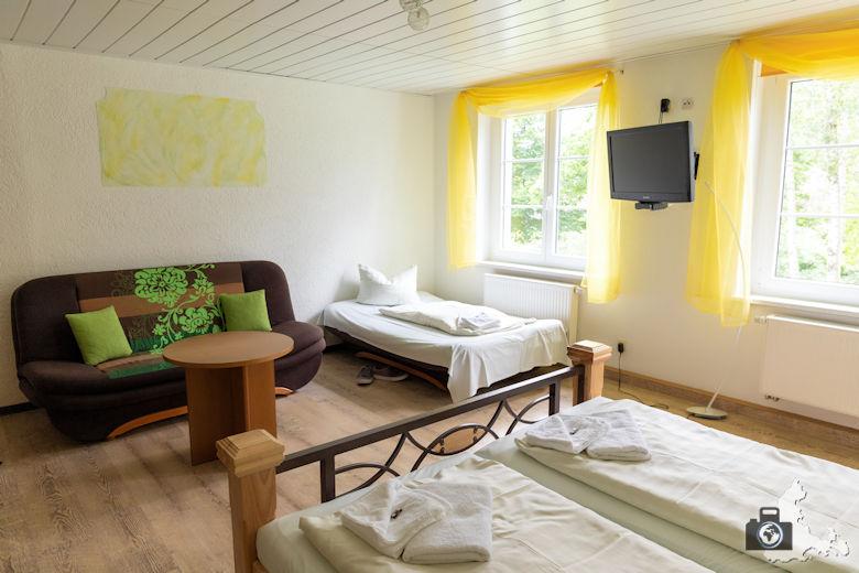 Kräuterbaude - Zimmer