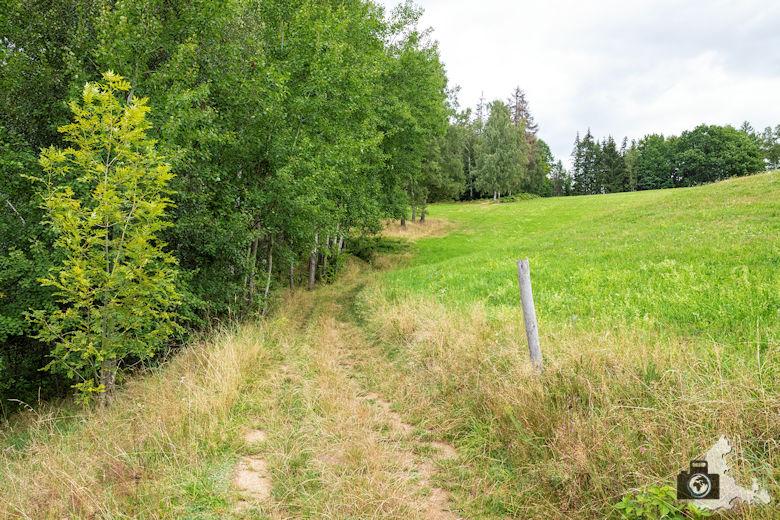 Elbsandsteingebirge - Wanderung zum Weifbergturm