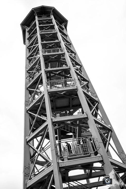 Elbsandsteingebirge - Weifbergturm