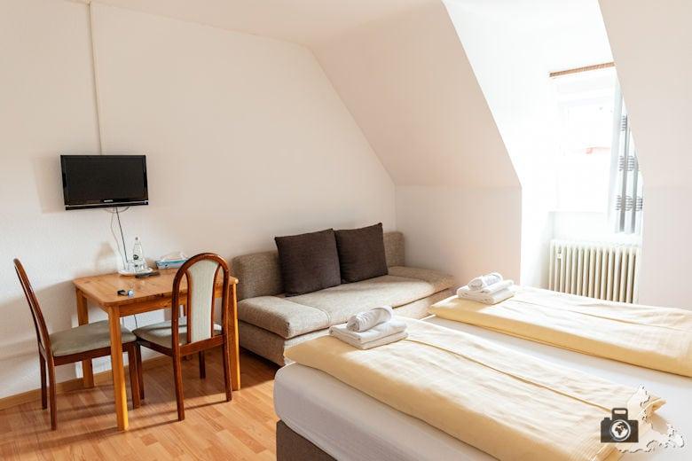 Landgasthof Franz, Wertheim, Zimmer