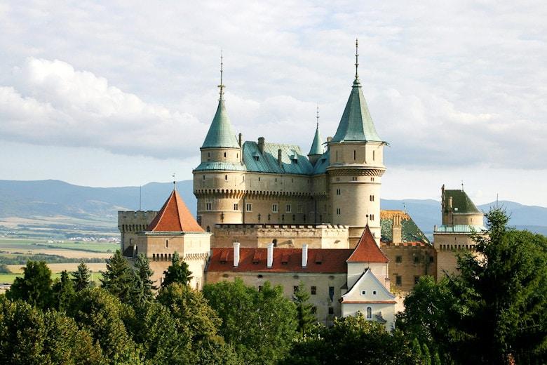 Steckbrief Slowakei