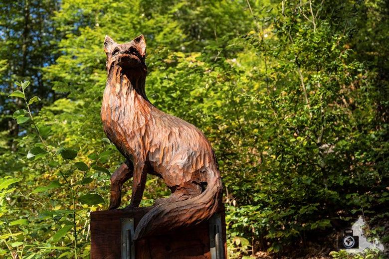 Schwarzwälder Genießerpfad - Lebküchlerweg - Fuchs