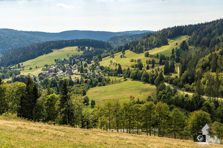 Schwarzwälder Genießerpfad - Lebküchlerweg - Aussicht